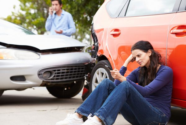 La culpa en un accidente de coche Guía definitiva para entender la culpa y rellenar el parte